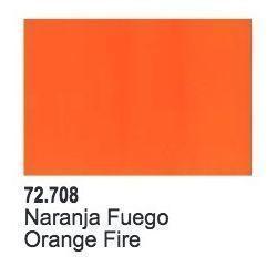 ORANGE FIRE - 17 ML.
