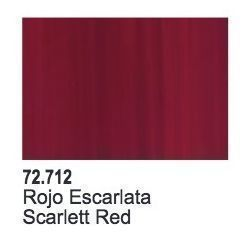 SCAR RED - 17 ML.