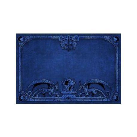 Dragon Shield Play Mat - Blue