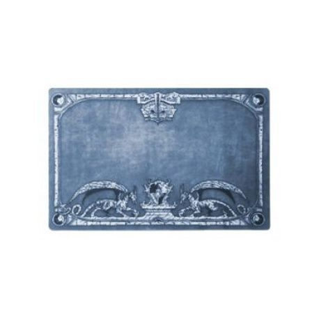 Dragon Shield Play Mat - Grey