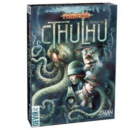 Pandemic - El Reino de Cthulhu