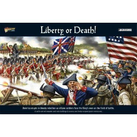 """Liberty or Death"" Battle Set"