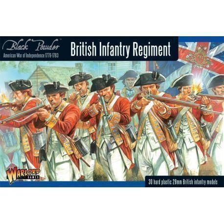 British Infantry Regiment