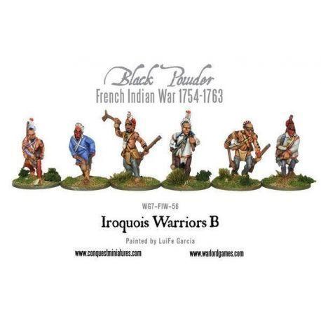Iroquois Warriors