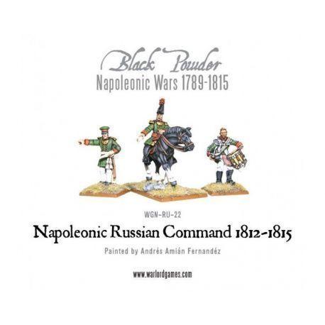 Russian Command (1812-1815)
