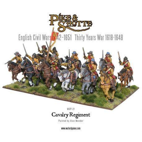 Pike & Shotte Cavalry