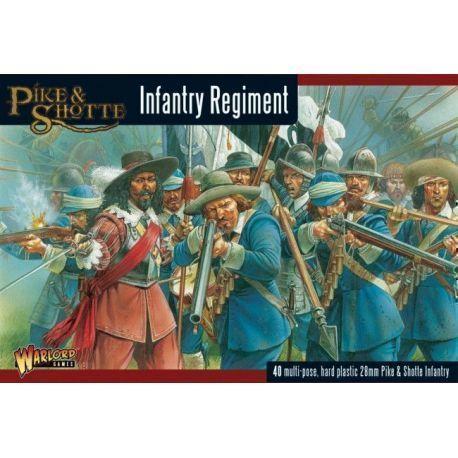 Pike & Shotte Infantry Regiment