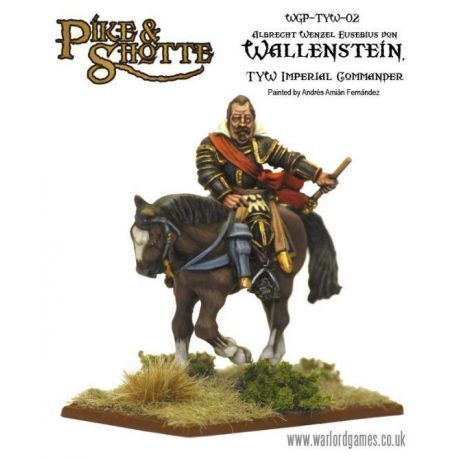 Wallenstein - Imperialist Commander