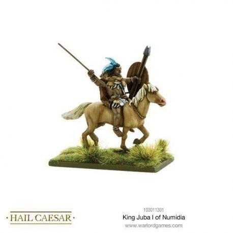 King Juba I of Numidia