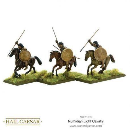 Numidian Light Cavalry