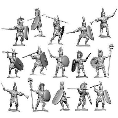 Ancient Armoured Samnites