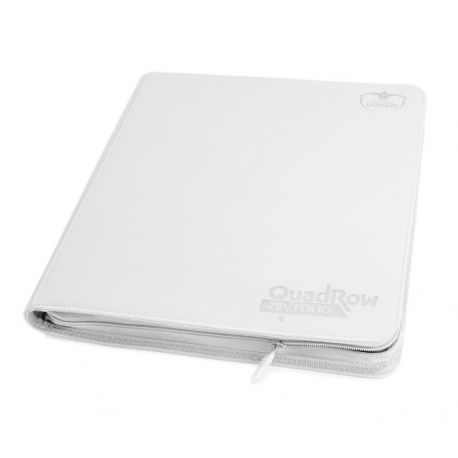 ÁLBUM 12 - POCKET ZIPFOLIO BLANCO