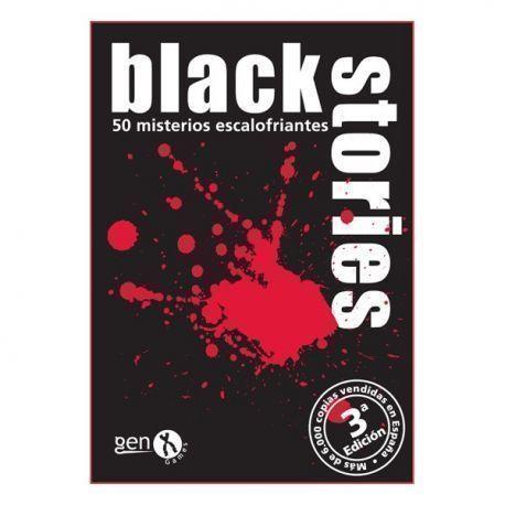 BLACK STORIES - JCNC