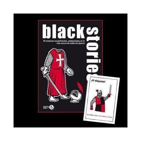 BLACK STORIES: EDICION MEDIEVAL - JCNC