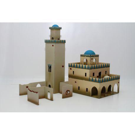 Mosque & Minaret