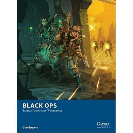 Black Ops: Tactical Espionage Wargaming
