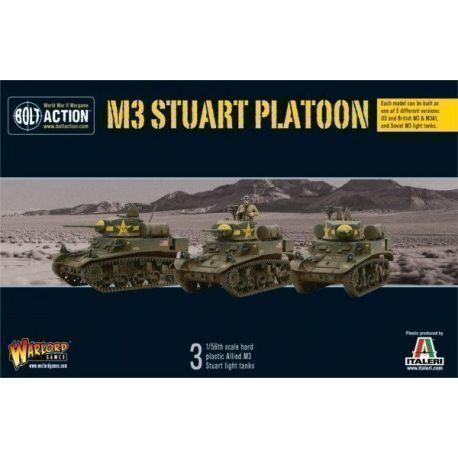 M3 STUART TROOP