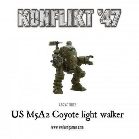 ALLIED COYOTE/GUARDIAN LIGHT WALKER