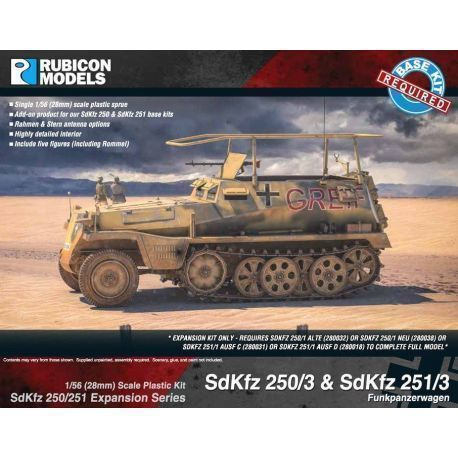 SdKfz 250/251 Expansion - 250/3 & 251/3
