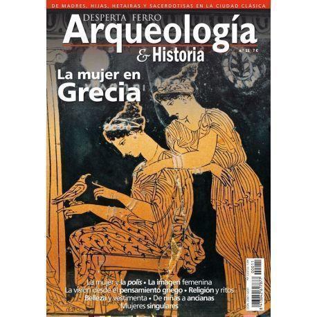 La mujer en Grecia