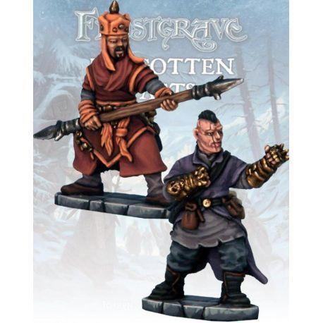 Monk & Mystic Warrior