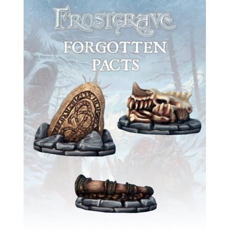 Forgotten Pacts Treasure Tokens