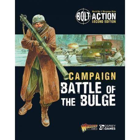 Bolt Action: Battle of the Bulge (ENG)
