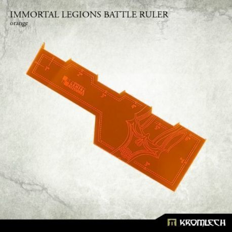 IMMORTAL LEGIONS BATTLE RULER ORANGE