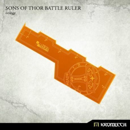 SONS OF THOR BATTLE RULER ORANGE