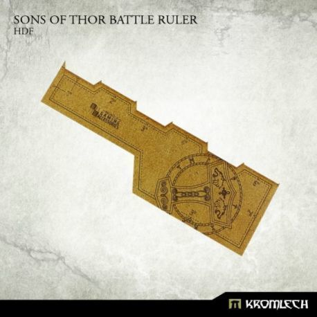 SONS OF THOR BATTLE RULER HDF