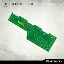 IMPERIAL BATTLE RULER GREEN