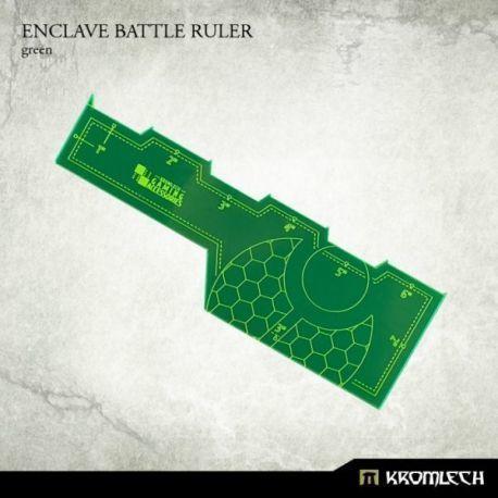 ENCLAVE BATTLE RULER GREEN