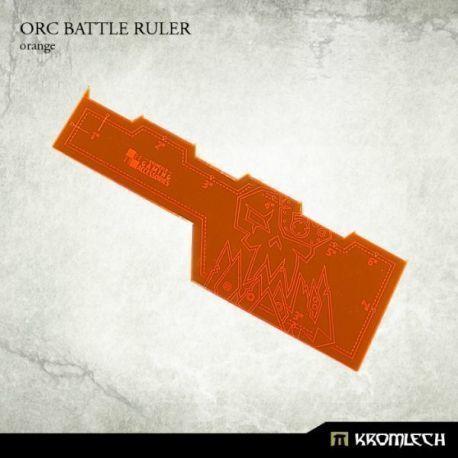 ORC BATTLE RULER ORANGE