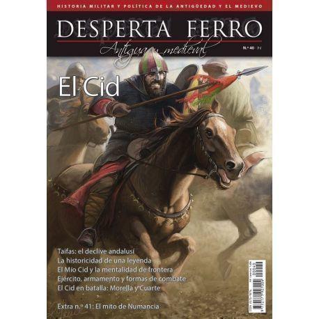 Antigua y Medieval 40. El Cid