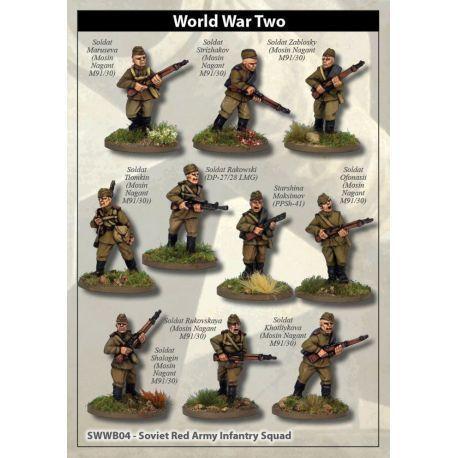 Soviet Rifle Squad