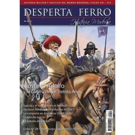 Historia Moderna 27 Gustavo Adolfo y la Guerra de los Treinta Años