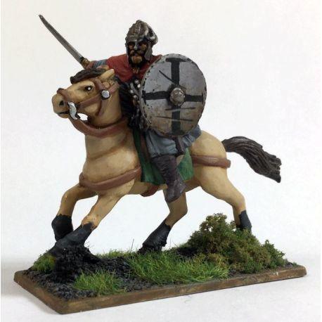 Briton Mounted Warlord