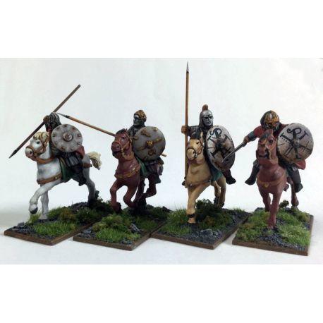 Briton Commanipulares (Hearthguard) Mounted