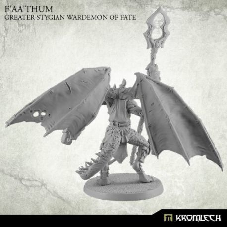 F'aa'thum, Greater Stygian Wardemon of Fate