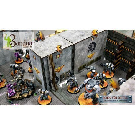 The Last Defence - Table Bundle