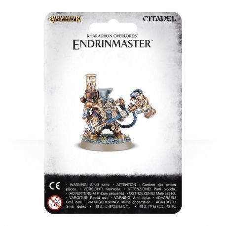 KHARADRON OVERLORDS ENDRINMASTER