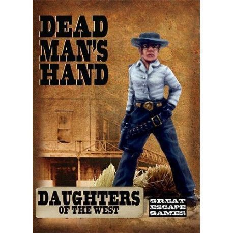 Daughters of the West - female gang for DMH