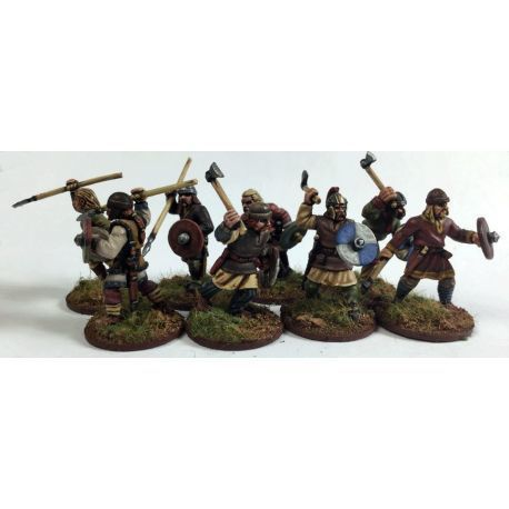Saxon Duguth (Warriors)