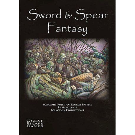 Sword and Spear Fantasy