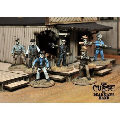 The Malevolent Seven Boxed Gang