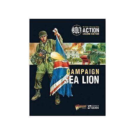 Bolt Action - Campaign Sea Lion