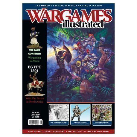 Wargames Illustrated 356