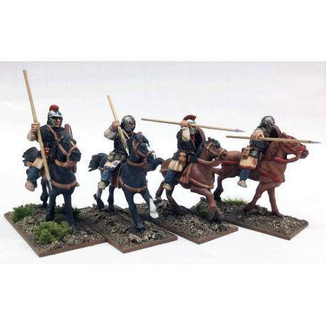 Roman Mounted Equites (Hearthguard)