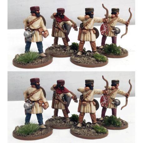 Roman Pedites (Bows)