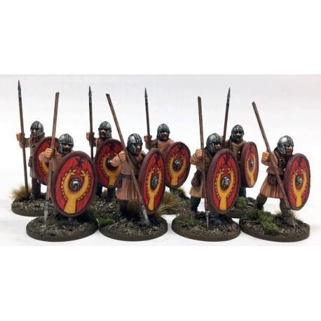Roman Warriors